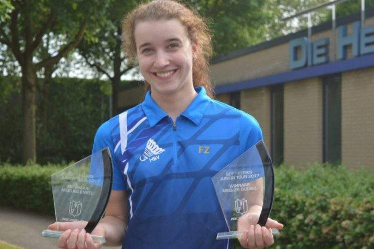 Regionaal kampioen 2017: Tessa Hoeks